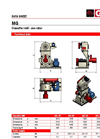 Classifier Mill - One Rotor - Technical Datasheet