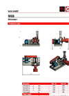 GTS - Model MGS Series - Micronizer for Grinding Systems - Technical Datasheet