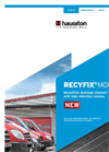 RECYFIX- MONOTEC - Linear Drainage Channels Brochure