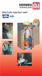 Manhole Injection With Ergelit - KBi Poster