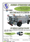 CABSTAR - Mini Combined Suction and Jetting Unit Brochure