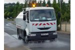 Street Watering and Washing Vehicle