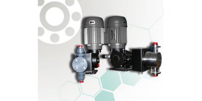 Injecta - Model TP.25 Piston Version - Electromagnetic Dosing Pumps