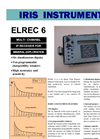 Elrec - Model 6 - 6-Channel Induced Polarisation (IP) and Resistivity Receiver Brochure