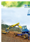 ALLROAD - Model S3 - Mobile Walking Excavator Brochure