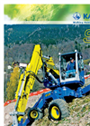 Model S2 4x4 - Mobile Walking Excavator Brochure