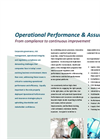 Operational Performance and Assurance Services Brochure