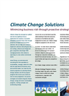 Climate Change Solutions Services Brochure