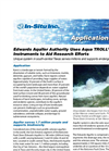 Edwards Aquifer Authority Uses Aqua TROLL  200  Instruments to Aid Research Efforts - Application Note