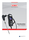 Flue gas Analyser - Brochure