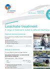 Leachate Treatment  Brochure