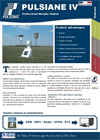 Pulsiane IV - Digital Automatic Weather Station - Brochure