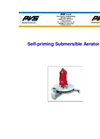 Model SC - Self Priming Submersible Aerator Brochure