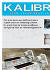 Kalibro - Calibrating Crusher Brochure