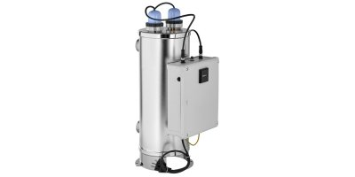 Model UV RER - Disinfection System for Swimming Pools