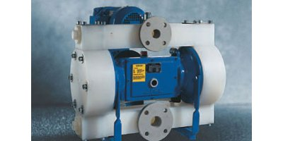 ABEL - Model EM Series - Electric Diaphragm Pumps Plastic