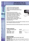 SDEC Fieldscout - Model TDR 100 - Soil Moisture Probe Brochure