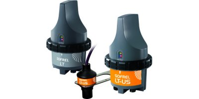 SOFREL - Model LT and LT-US - Data Loggers for Wastewater and Rainwater Networks