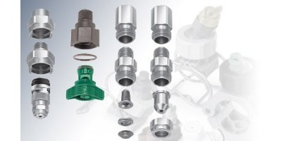 Quick-Change and Quick-Connect Nozzles