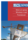 WLS-LC Series – Transducer Wireless Load Datasheet
