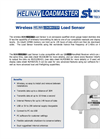 HeliNav LoadMaster Wireless Load Sensor Datasheet