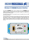 HeliNav LoadMaster Wireless Receiver Interface Datasheet