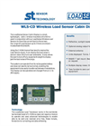 LoadSense - Model WLS-CD - Load Sensor Cabin Display - Brochure
