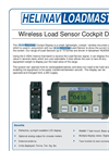 HeliNav LoadMaster - Model HLM-CD Series - Wireless Load Sensor Cockpit Display - Datasheet