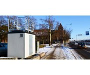 OPSIS Monitors the Ambient Air in Sweden