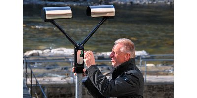 Water monitoring technology for meteorology