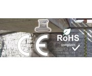 What does the RoHS certification mean for OTT products?
