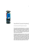 Sea-Bird Coastal HydroCycle-PO4 Phosphate Sensor - Brochure