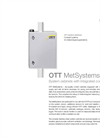 OTT MetSystems System Cabinets with Integrated Components - Brochure