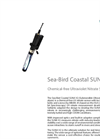 SUNA Sea-Bird Coastal Optical Nitrate Sensor - Brochure