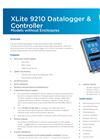 Sutron XLite Data Logger Product Sheet
