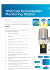 OTT Sutron - Well Cap Groundwater Monitoring Station - Brochure