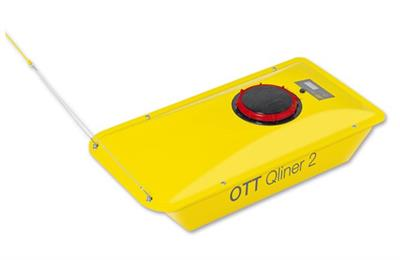 OTT Hydromet - Model Q Liner2 - Acoustic Doppler Current Profiler (ADCP) for Surface Water Discharge Measurement