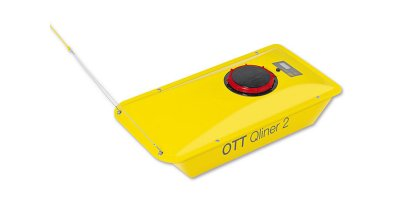 OTT Hydromet - Model Qliner2 - Acoustic Doppler Current Profiler (ADCP) for Surface Water Discharge Measurement