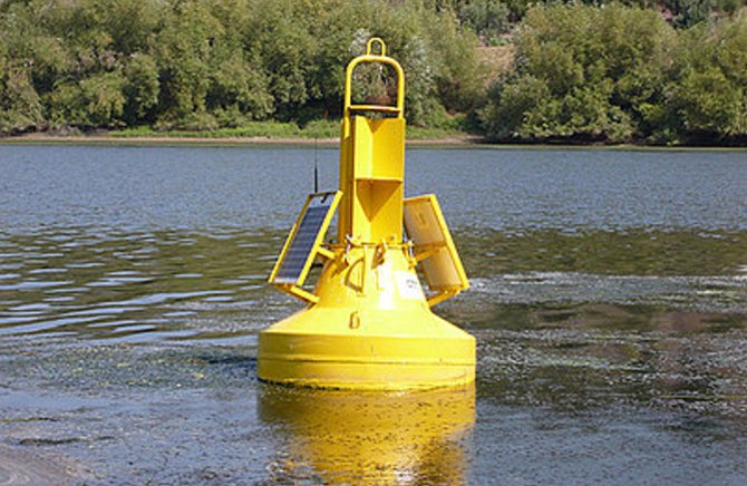 Water Quality Monitoring Buoy-2