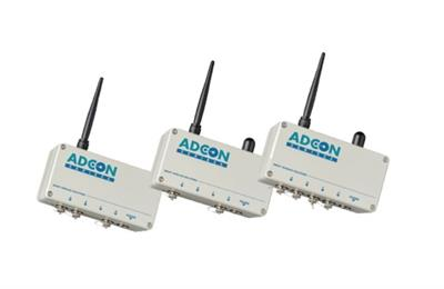 Adcon - Model Series 6 RTU - Remote-Controlled, Ultra Low-Power Datalogger