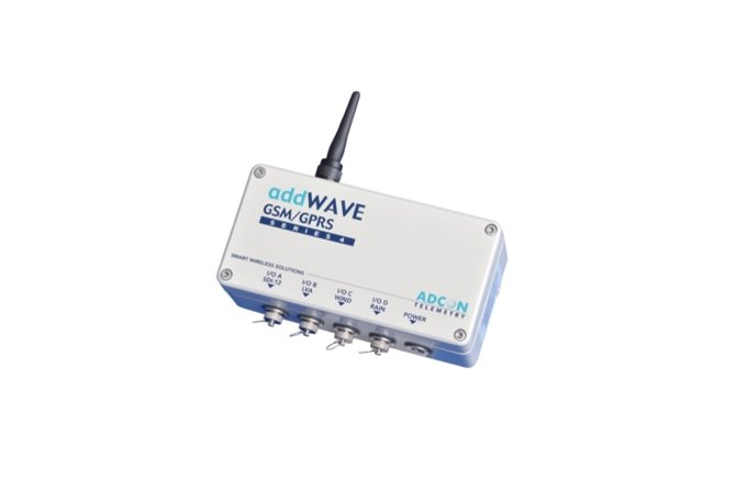 OTT HydroMet - Model ADCON A753 addWAVE GPRS RTU - Compact Data Loggers With Integrated Cell Modem
