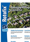 Rotofix - Rotating Biological Contractor Systems Brochure