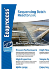 Ecoprocess - Sequencing Batch Reactor (SBR) - Municipal Solutions
