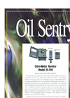 OILSENTRY - Model OS-100HT - High Temperature Oil Content Monitor Brochure