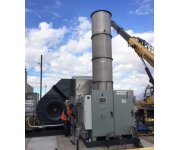 CPI Installs Catalytic Oxidizer at Pharmaceutical Mfg Company