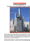 QUADRANT - SRS-Series - Thermal Oxidizer Brochure