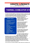 Thermal Combustor System Brochure