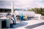 CPI QUADRANT - Model IR Series - Thermal Oxidizer