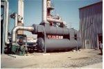CPI QUADRANT - Model SR-Series - Thermal Oxidizer