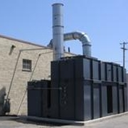 CPI - Model TRITON-Series - Regenerative Thermal Oxidizers